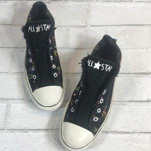 Converse Chuck Taylor Graffiti Thrashed Sneakers